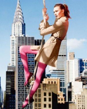 Karlie Kloss za iCB prolećnu kampanju