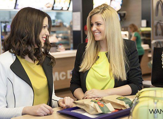 McDonald's predlog: Baget, moda i životni stil!