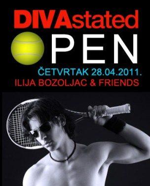 DIVAstated OPEN – Ilija Bozoljac & friends