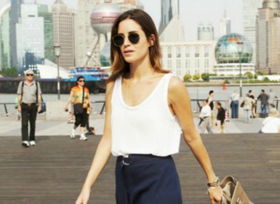 Street Style: Jednostavnost je najlepša