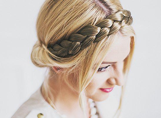 Uradi sama: Romantična letnja frizura