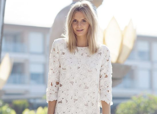 10 odevnih kombinacija: Džesika Stejn
