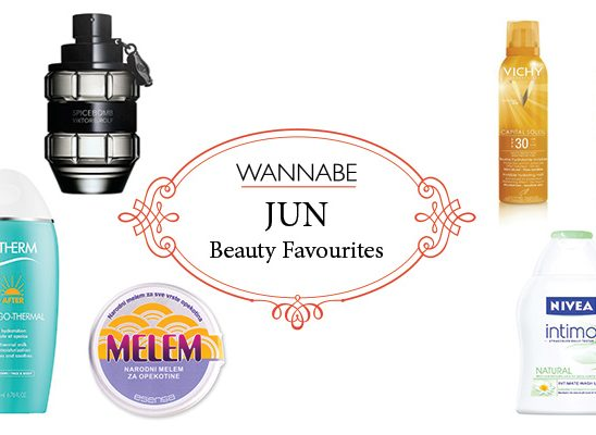 June Beauty Favourites