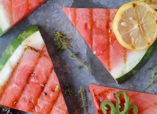 Načela zdravog života: Hrana savršena za leto