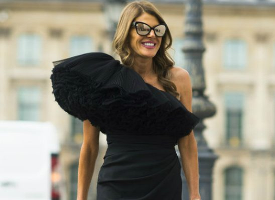 Street Style: Couture Fashion Week