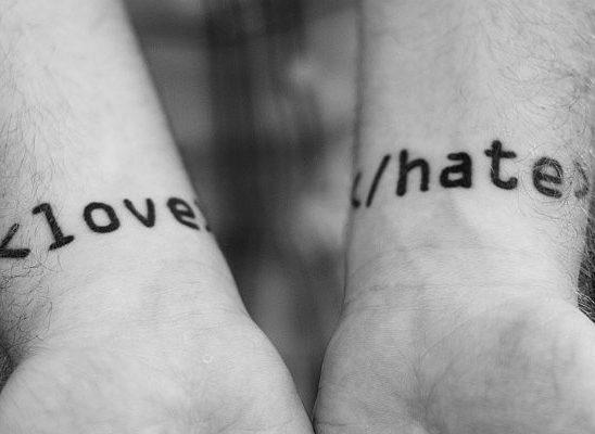 Kako mržnja može biti dobra stvar