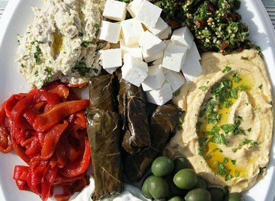 Grčka trpeza: Obroci po meri bogova