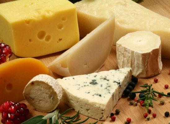 Dijetalni sirevi: Obrok sa malo kalorija