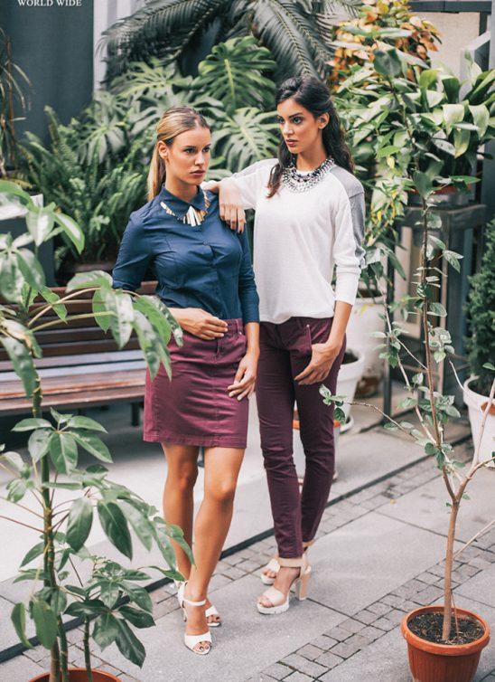 Legend modni predlog: Nosite purpurno!