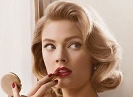 Retro frizure: Lokne i glamur
