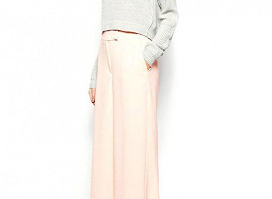 U trendu su: Široke pantalone!