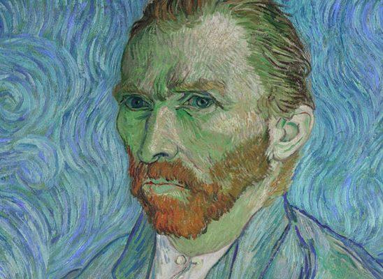 Umetnost slikanja: Autoportreti Vinsenta van Goga