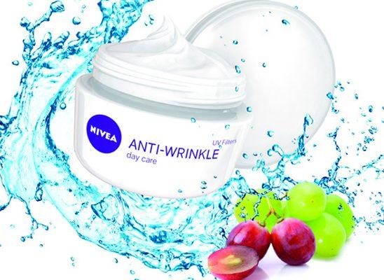 Koža i nega: NIVEA hidratantne kreme protiv bora