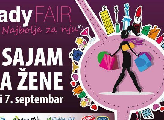 Lady Fair: Vikend rezervisan samo za dame