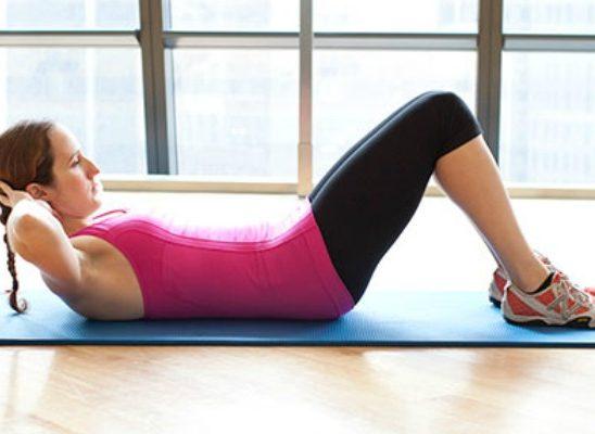 Kako da skinete stomak vežbanjem?