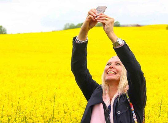 Najbolji selfi: Aplikacija za GIF selfi
