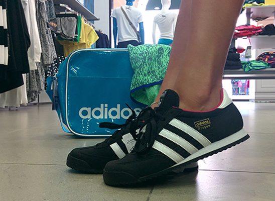 Dnevnik jedne kupoholičarke: Moj sportski ulov u Fashion Park Outlet Centru Inđija