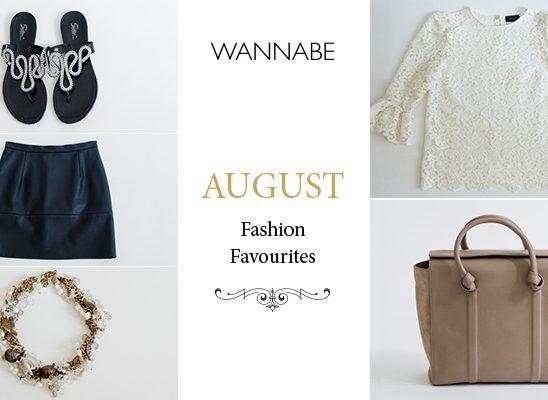 Omiljeni modni komadi u avgustu
