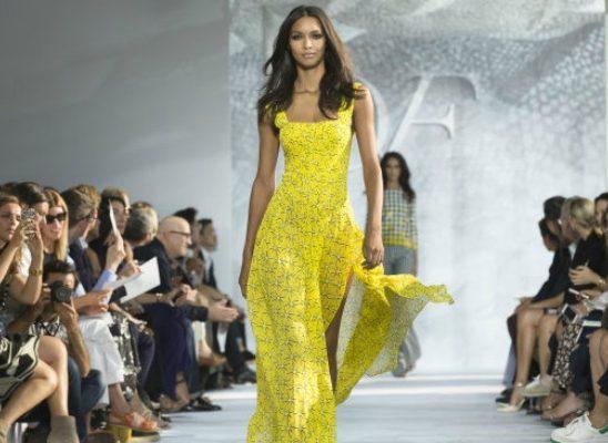 Ideal lepote sa Nedelje mode u Njujorku