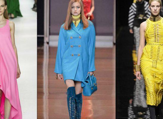 Jesenji trendovi sa modnih pista