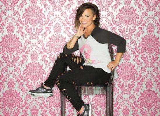 Demo Lovato novo zaštitno lice Skechersa!