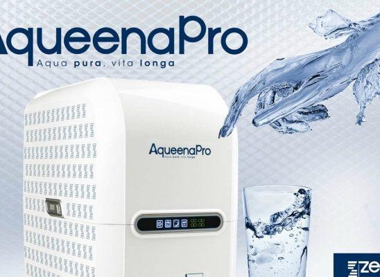Svako ima pravo na čistu zdravu vodu: AqueenaPro