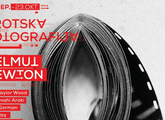 Helmut Newton i erotska fotografija u galeriji New Moment