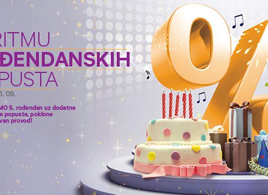 IMMO slavi svoj peti rođendan