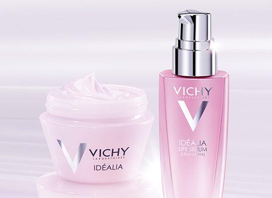 Idéalia: Prva Vichy linija za vidljivu transformaciju kvaliteta kože