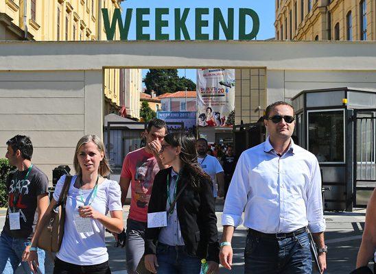 "Otvoren ""Weekend Media Festival"" u Rovinju"