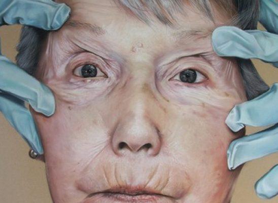 Umetnik predstavlja ljudsku opsesiju savršenom kožom