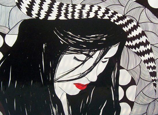 Izložba crteža Marte Đekić
