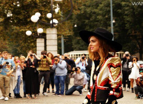 Street Style Milano Fashion Week