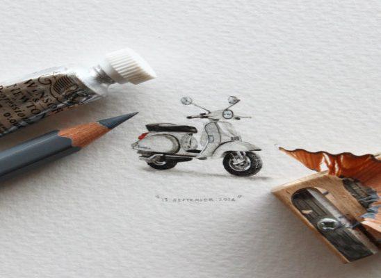 Crteži za mrave