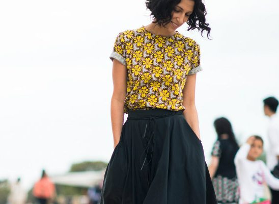 Street Style na Nedelji mode u Parizu