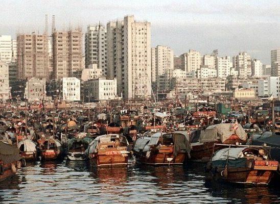 Hong Kong četiri decenije unazad