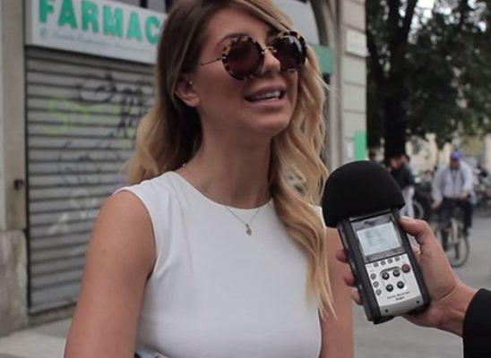 Zorana u Milanu: Čiji je to u stvari blam?
