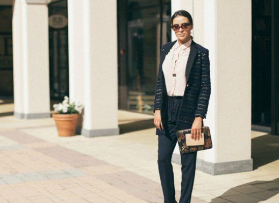 Fashion Park Outlet Centar modni predlog: Poslovni šik