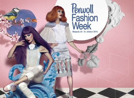 Sutra počinje 36. Perwoll Fashion Week