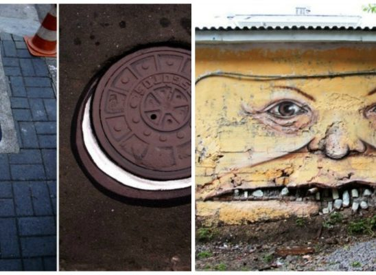 Urbana umetnost koja ulepšava svet