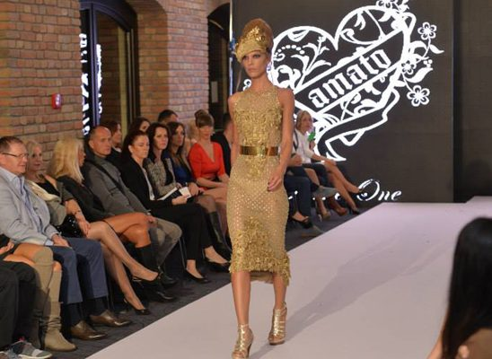 Amato Fashion Show je doneo glamur i visoku modu u Beograd