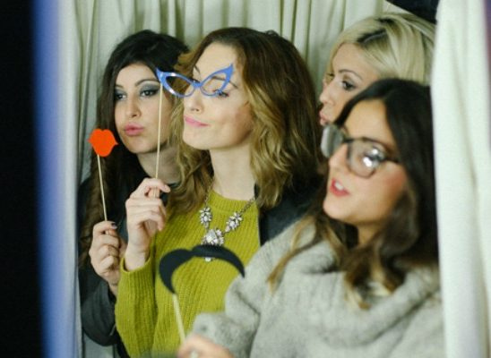 Wannabe Blogger i backstage: 36. Perwoll Fashion Week (treći deo)