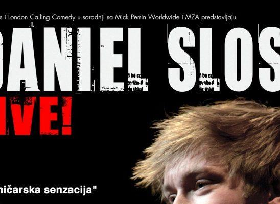 Stand up komedija iz Velike Britanije: Daniel Sloss