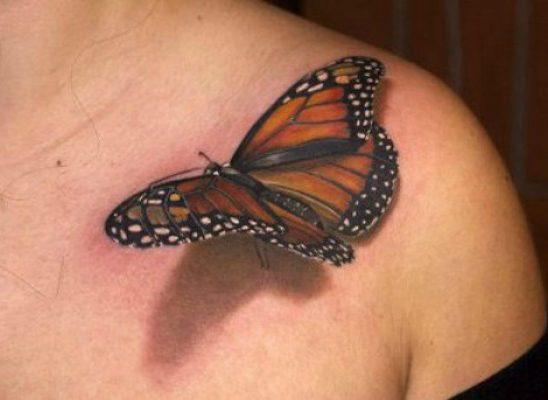 Tetovaže koje se graniče sa umetnošću