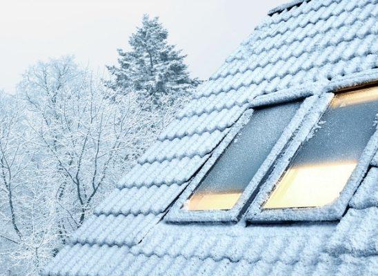 Pripremite se za zimu: VELUX termoroletne