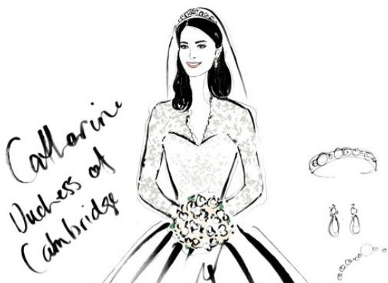 """""""The Dress"""": Nezaboravni modni momenti na ilustracijama"""