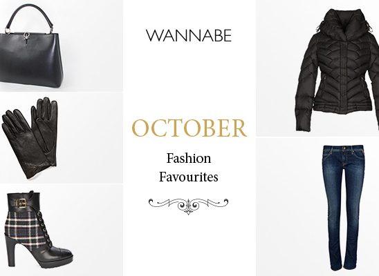 Omiljeni modni komadi iz oktobra