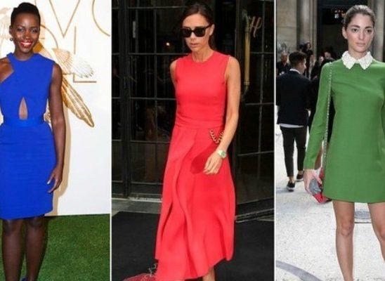 Stil prave dame: Uklopite haljinu i cipele