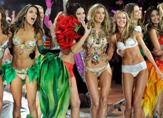 Sve je spremno za veliku reviju brenda Victoria's Secret