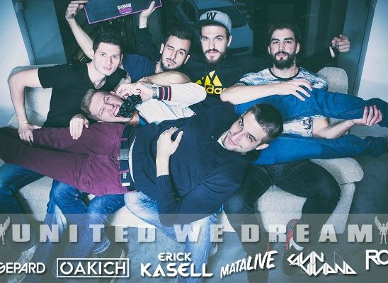 """""""United We Dream"""" ujedinjuje najbolje domaće EDM izvođače!"""